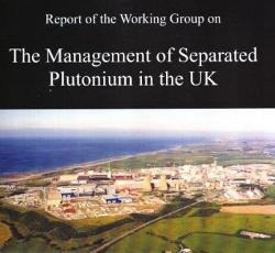 Management of separated plutonium in UK