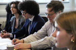 Students at SYP conference