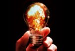 Explosion within a bulb