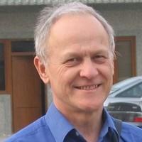 Ian Crossland's face